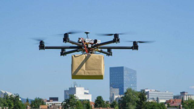 As implicações e benefícios dos drones na logística