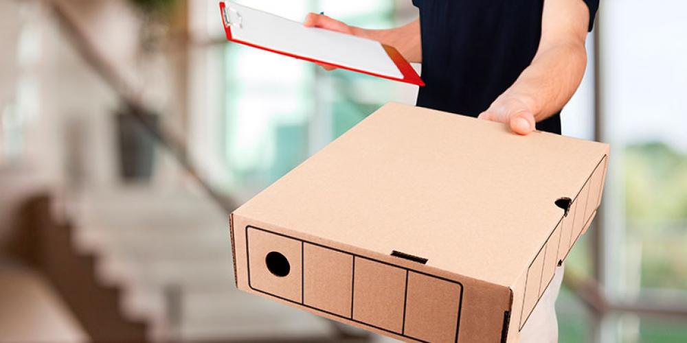 A importância das embalagens no transporte de carga