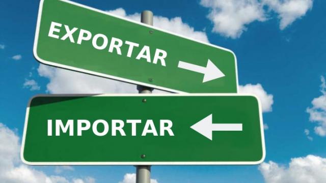E agora o que é a Exportação?