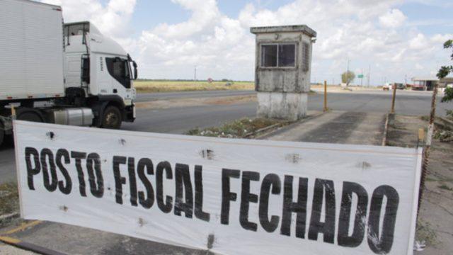 O fim dos postos fiscais nas rodovias está chegando