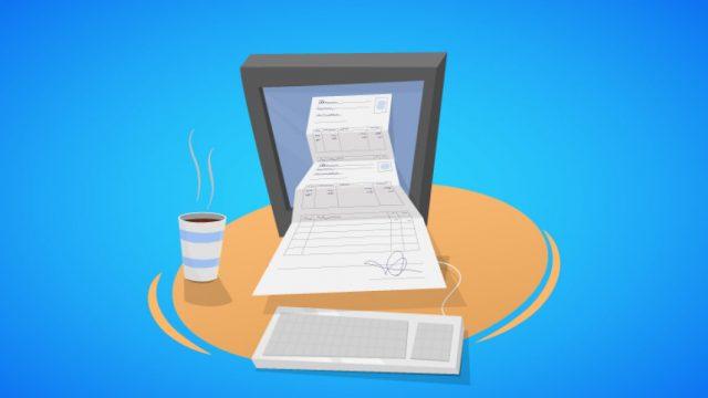 Documentos fiscais envolvidos no transporte de uma mercadoria