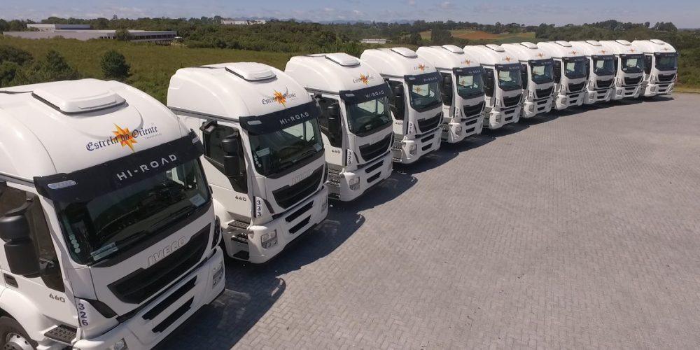 Transportadoras retomam investimentos e modernizam as frotas
