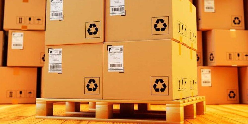 O custo das embalagens para o setor transporte de cargas